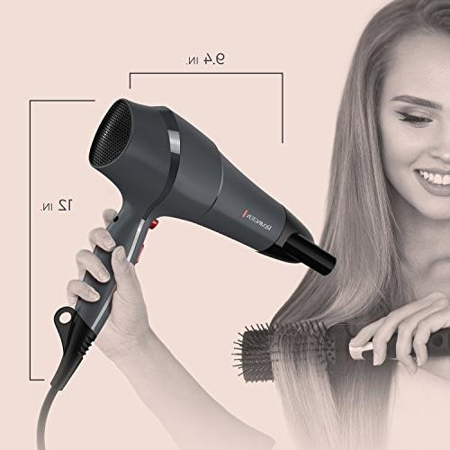 Remington Max Comfort Hair Dryer,
