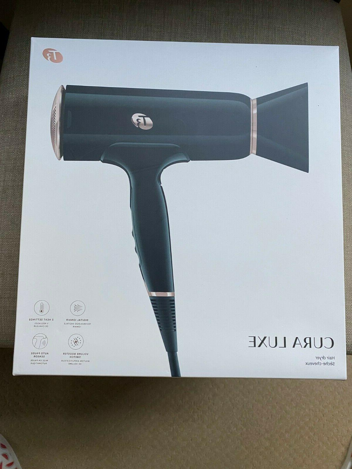 T3 - Cura LUXE Hair Dryer | Digital Ionic Professional Blow