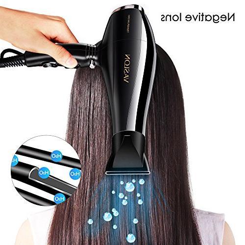 Tourmaline Hair AC Dryer for &
