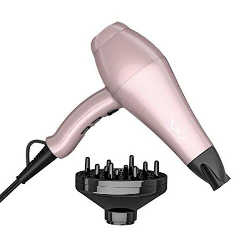 1875w Heat Ionic Blow Dryer with Cool shot Heat &