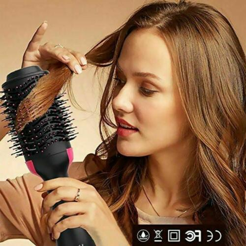 Anion Infrared Hair Comb Brush Blow