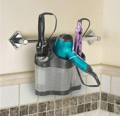 Bathroom Blow Stand Organizer Tool Storage
