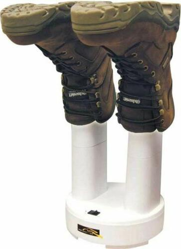 battery operated boot and glove blow dryer