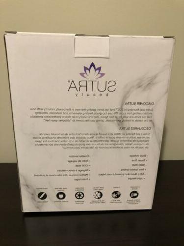 Sutra Beauty Pro Marble Mini Hair Dryer Travel Size Watt