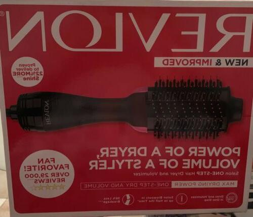 blow dry brush new and improved power