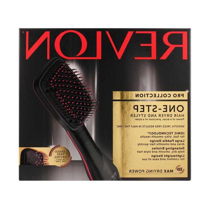 Revlon Blow Dryer One-Step Salon & Styler With Ionic Technology