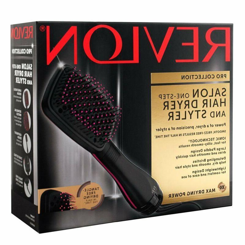 Revlon Blow Brush One-Step Hair Dryer & Styler Technology