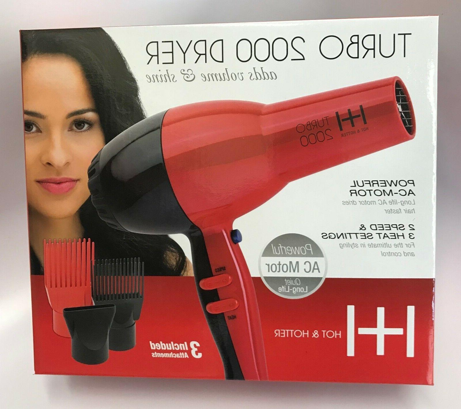BLOW DRYER, HOT & HOTTER, BLOW NEW