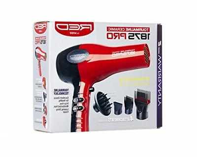Blow Dryer with Comb Attachment Styling Tools 1875 Watt