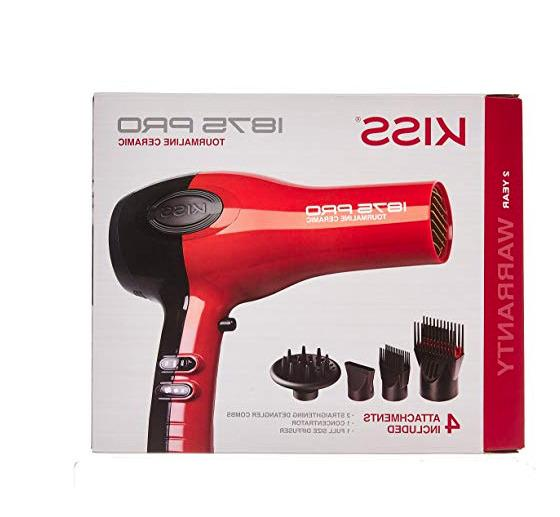 Blow Dryer With Comb Attachment New Professional Hair Stylin