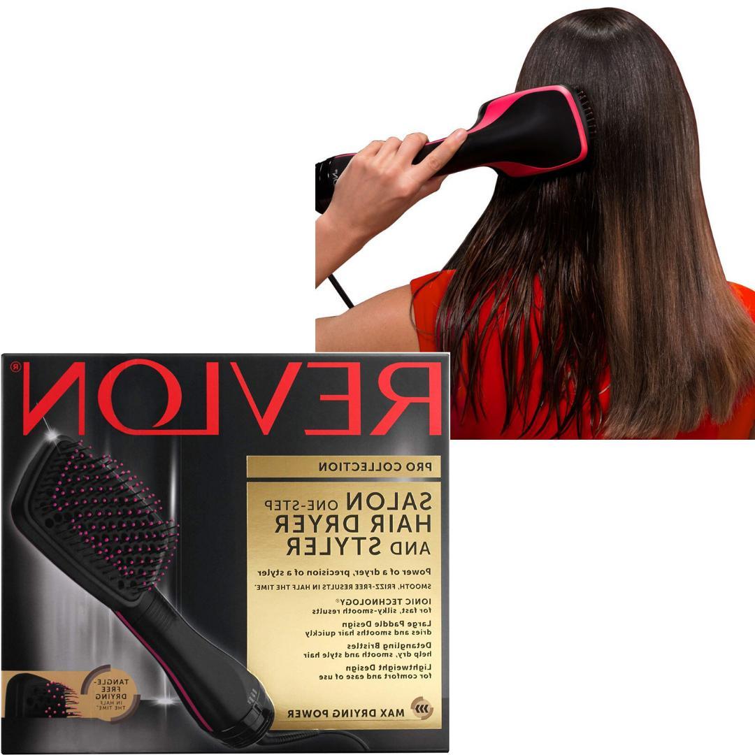 One-Step Salon Hair Styler
