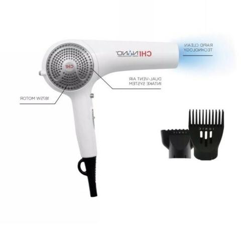 brand new farouk nano ionic hair dryer