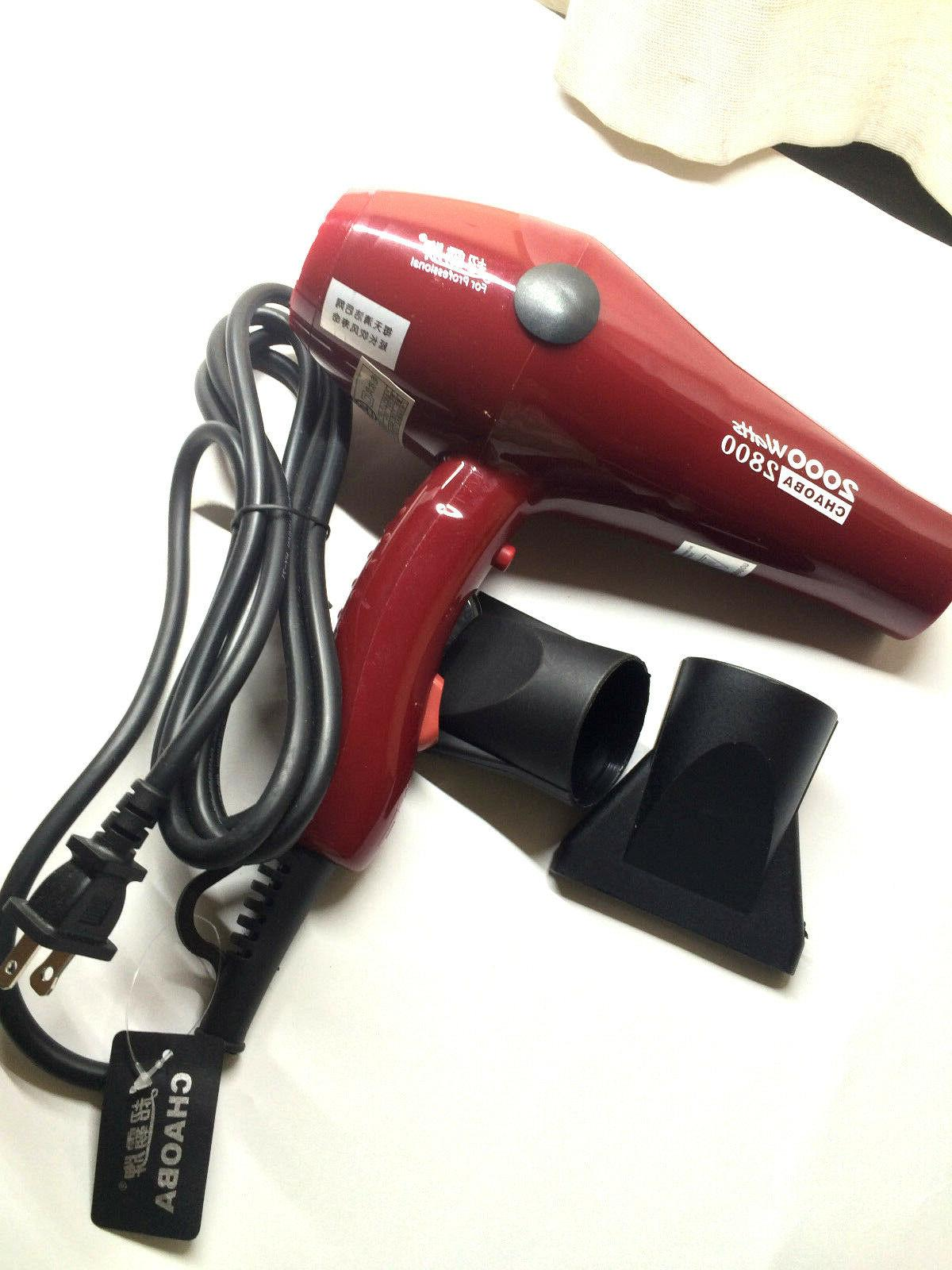 CHAOBA Low Professional DRYER
