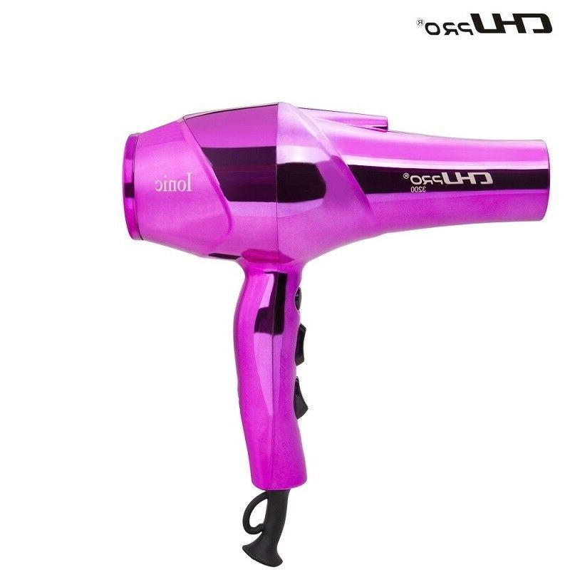 CHJ Fragrance Output Ionic Hair Dryer
