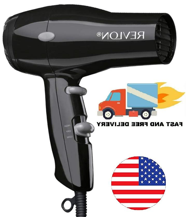 compact hair dryer blower 1875w heat professional