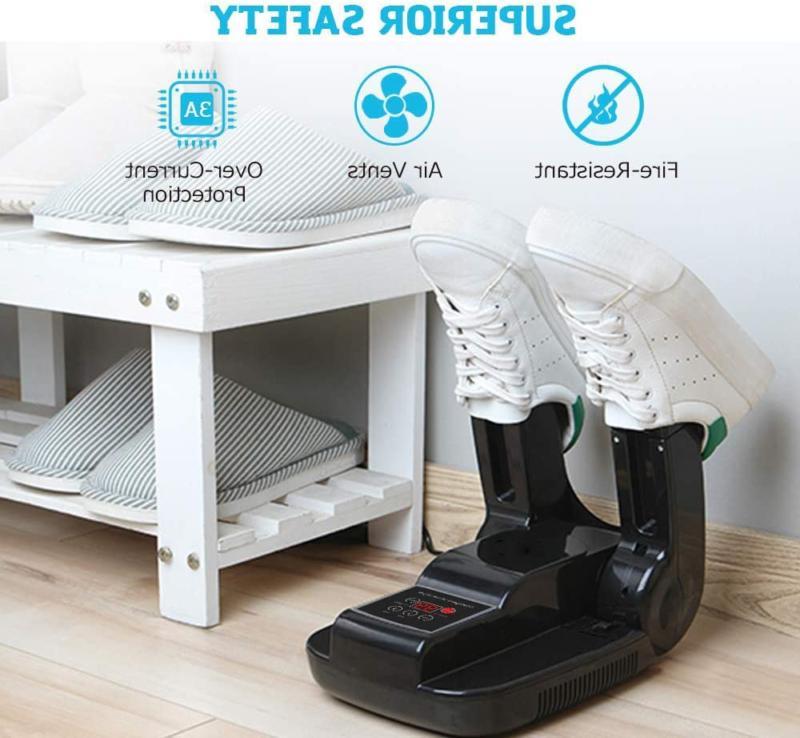 DR.PREPARE Dryer Glove Dryer Boot Warmer Blow