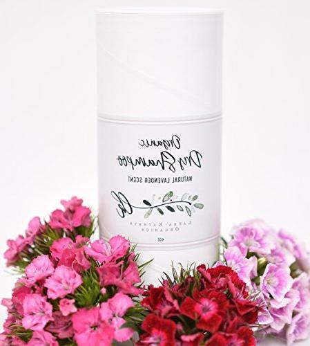 Organic Dry Shampoo 4 oz. Bottle! Twice the Size of Most! No
