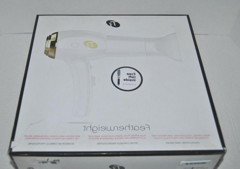 T3 Featherweight Hair Dryer Gift Brush