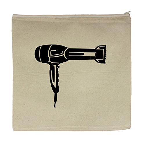 hair blow dryer canvas pouch