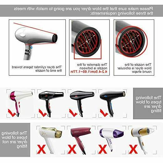 Segbeauty Hair Blow Diffuser Tool