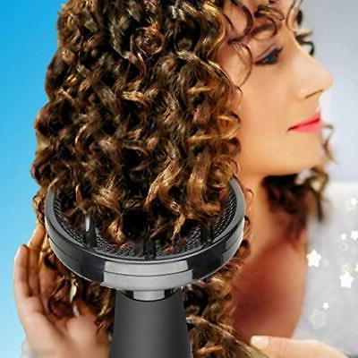 Hair Ionic Volume Diffuser comb Professional Salon quality