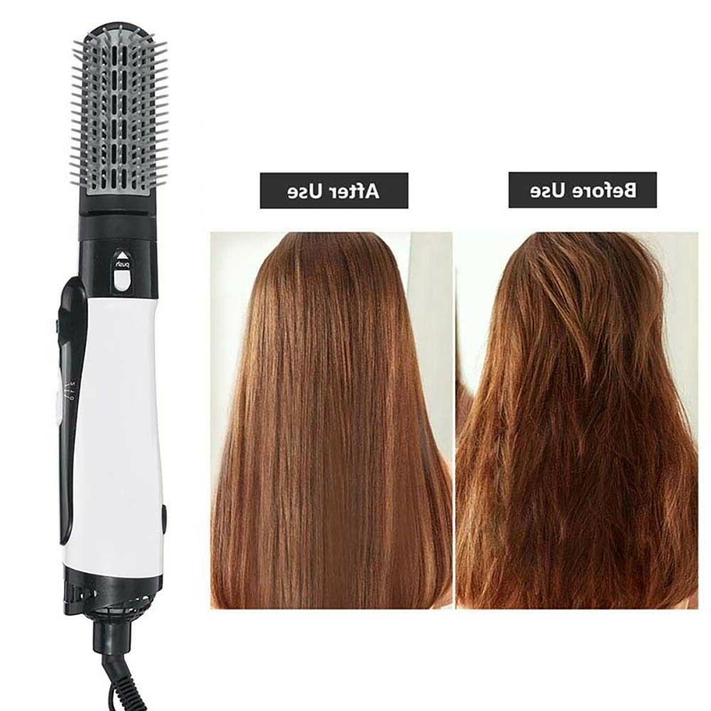 Hair Blow Dryer Style Iron Curling Hot Curler Ionic Set