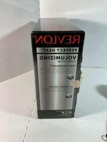 Hair Turbo Infrared Tourmaline Ionic Diffuser