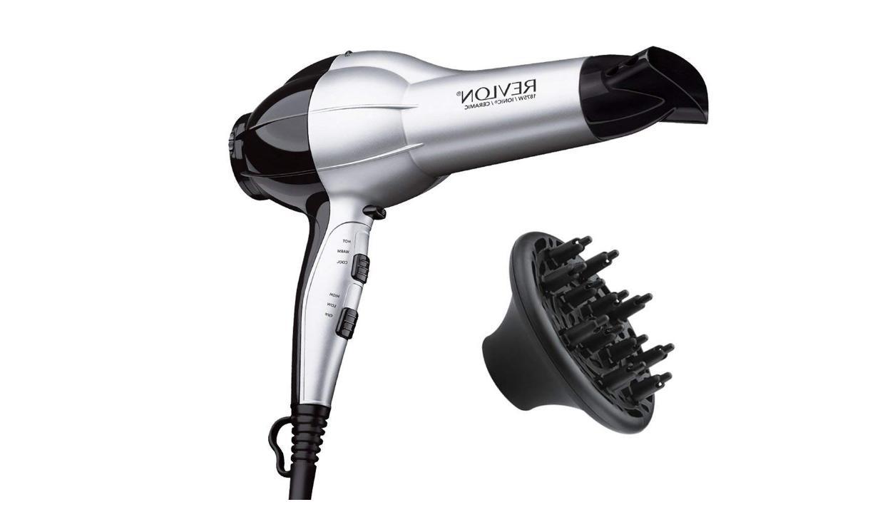 Hair Dryer Blower Revlon Professional Heat Styler Dry Cool S