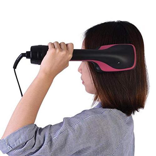 Hair Dryer Multi Function Electric Hair Blow Dryer Hot Hair Curls Hair Styler,US