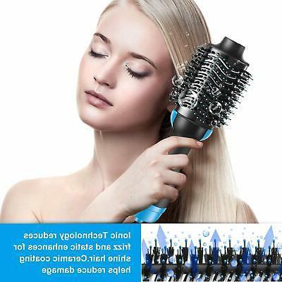 Hair Dryer - Round Blow -