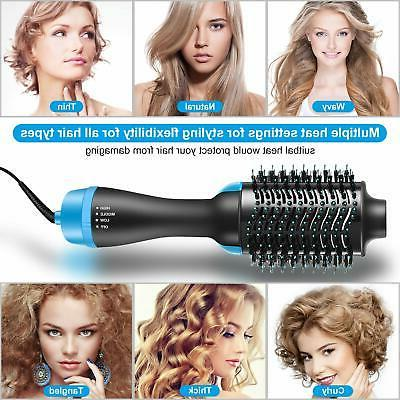 Hair Multifunctional Hot Round Blow -