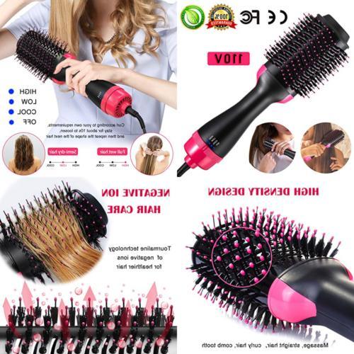 hair dryer brush one step 4 in