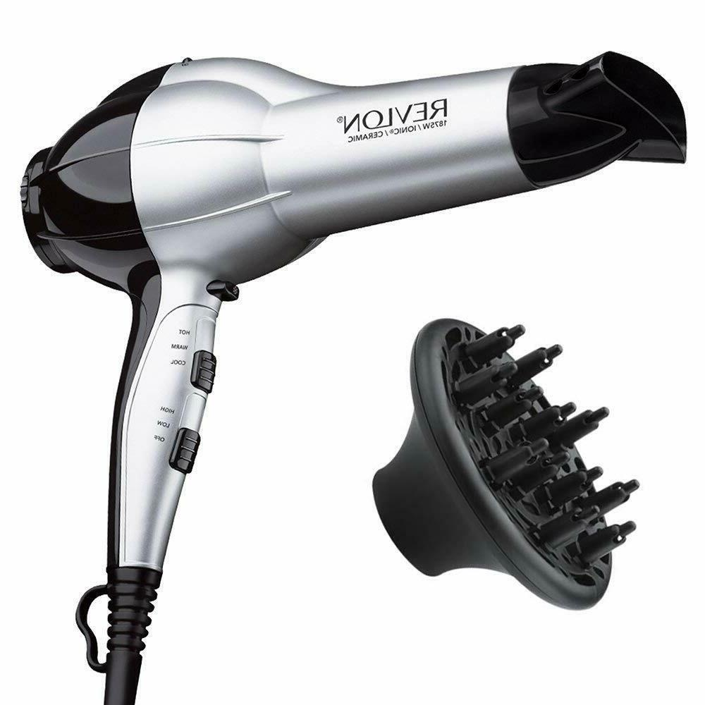 HOT~Ionic Hair Dryer Revlon Professional Turbo Blow 2 Speed