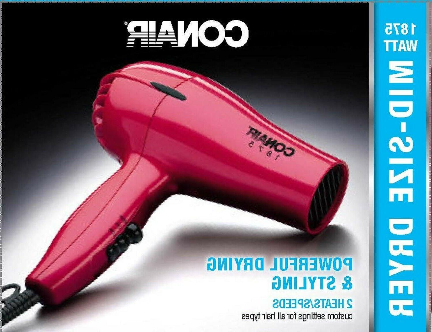 Hair Styler Beauty 1875W Powerful Blower