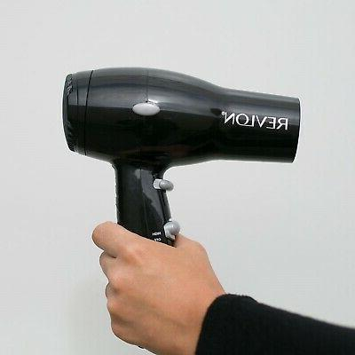 Hair Dryer Compact Blow Styler 1875W Cool Adjustable Blower