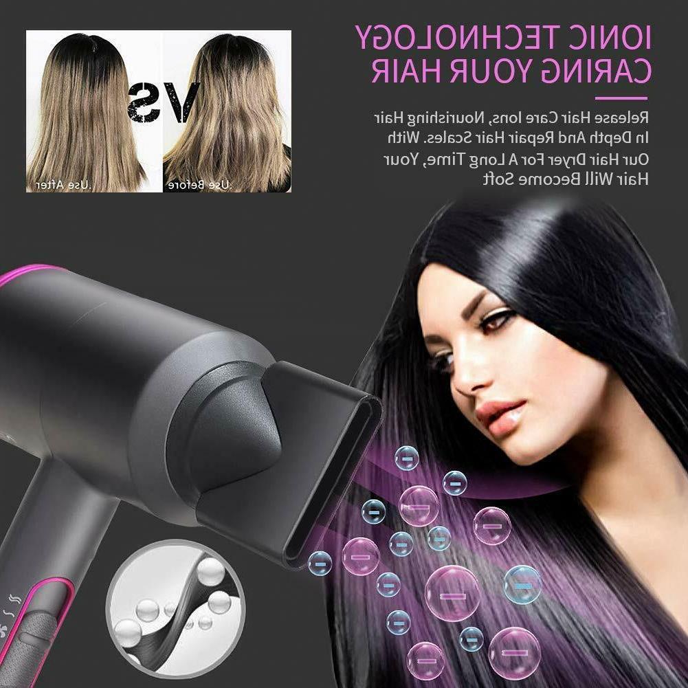 HAIR 1800W Negative Ionic Blow