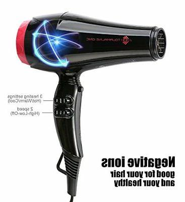 JINRI Dryer 1875W Negative Ceramic Salon Blow