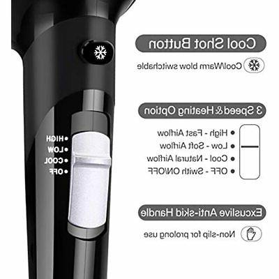 Hair Ionic Comb Concentrator
