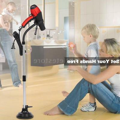hands free hair dryer holder blow dryer
