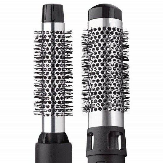 Hot Curling Brush 1200w Dryer Curls Revlon
