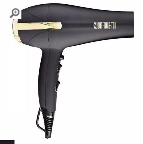 hot shot tools black ice blow dryer