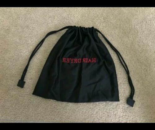 hotel bag tote blow dryer straightener storage