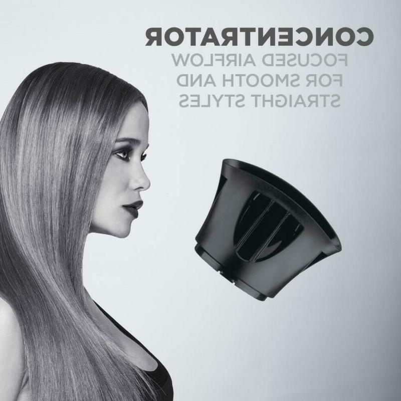 IONIC HAIR DRYER Woman Turbo W/ Diffuser