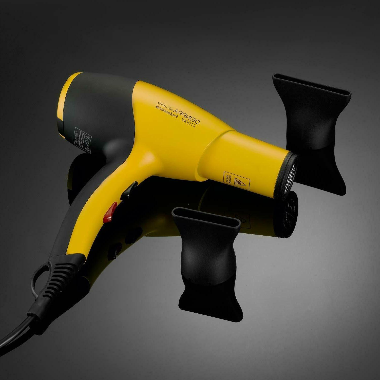 Ionic Dryer AC 2100W Salon Dryer and
