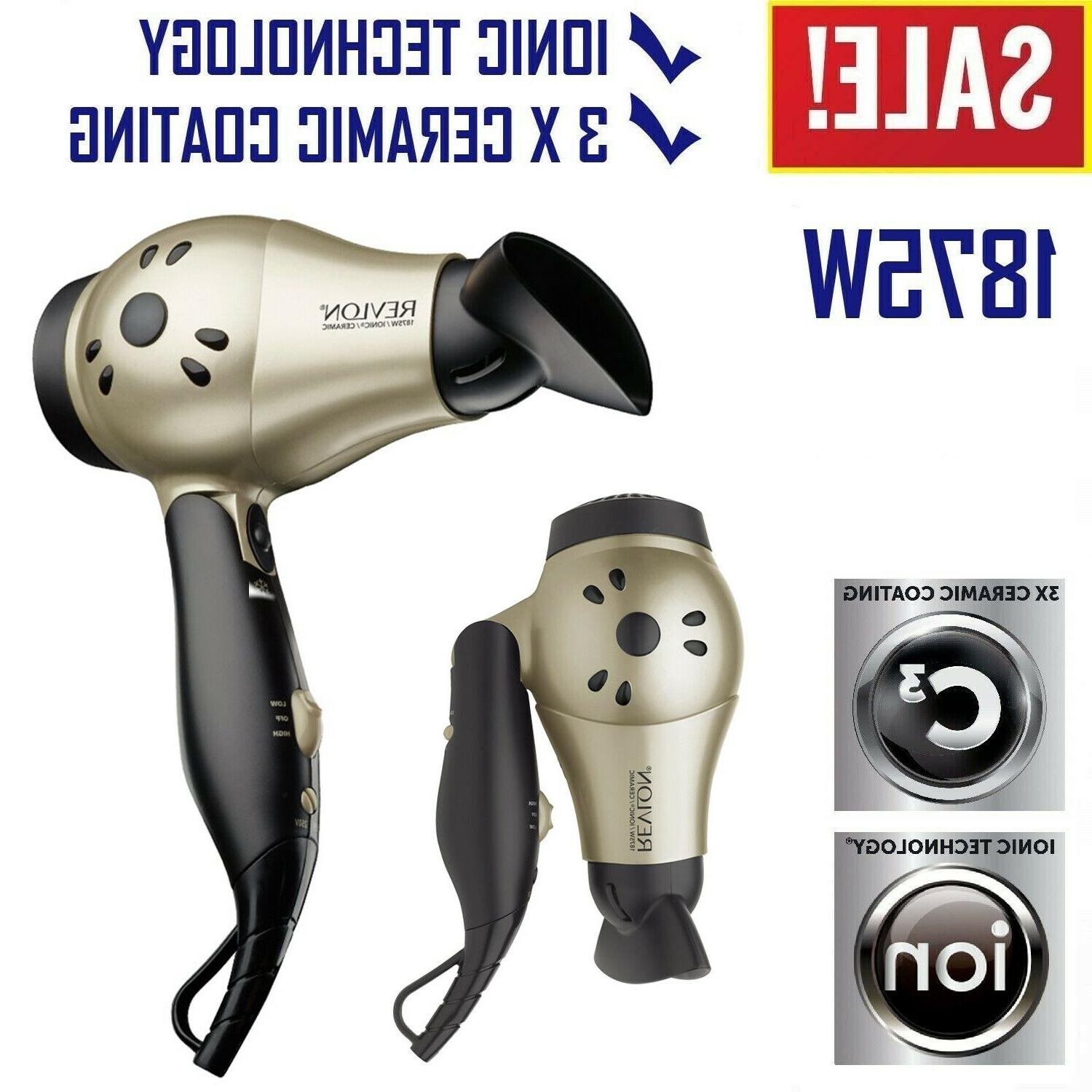 ionic hair dryer professional turbo blow ceramic