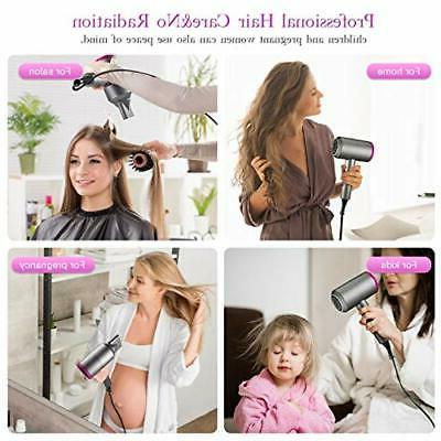 Ionic Hair 1800-2000W Dryers with