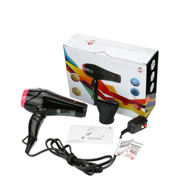 jinri 1875w professional salon blow hair dryer