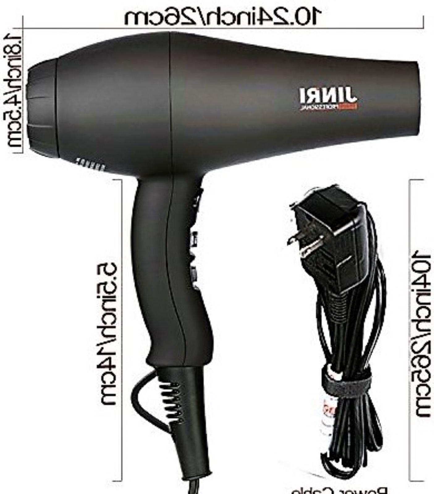 JINRI Professional Hair Ionic Hair Blow