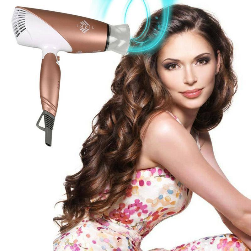 JINRI Hair Blow Dryer Women Beauty Best Travel Salon A
