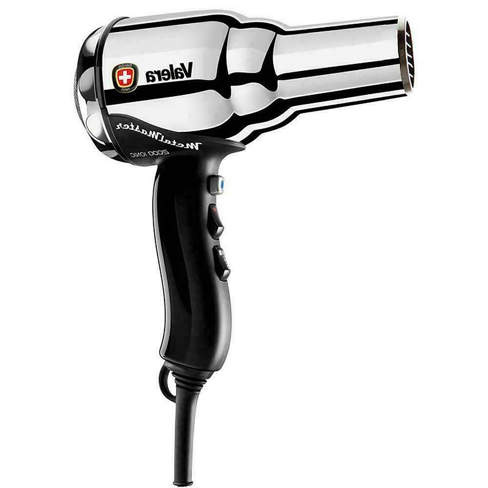 Valera Metal Master 2000 Steel Professional Ionic Salon Hair